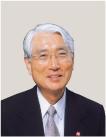 年長者の里 理事長 芳賀 晟壽 (はが あきとし)